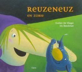 reuzeneuz en zobie evelien de vlieger iris beeckman prentenboek clavis
