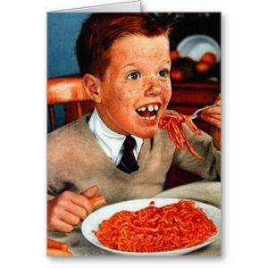 retro_vintage_kitsch_ginger_spaghetti_eating_boy_card-re2483d7c6c594511aaa6c0d0780299ad_xvuat_8byvr_512