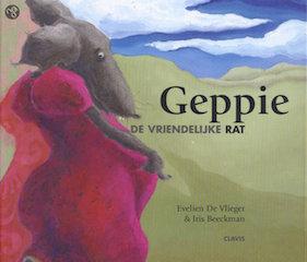 evelien de vlieger geppie de vriendelijke rat prentenboek clavis
